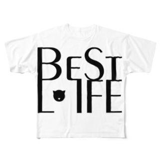 BestLifeグッズ3 Full graphic T-shirts