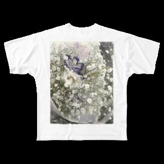 Lost'knotの遺族ヘノ餞 Full graphic T-shirts