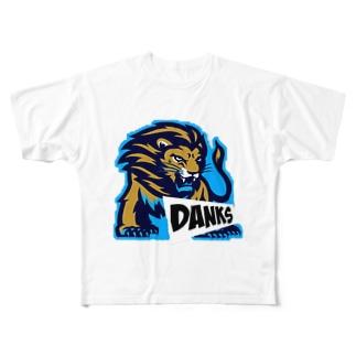 Danks Full graphic T-shirts