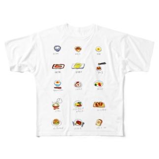 モーニング Full graphic T-shirts