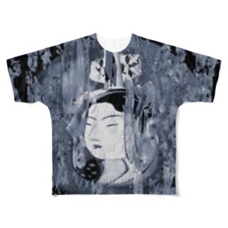 東洋シード-影バージョン・フルグラフィックTシャツ Full graphic T-shirts