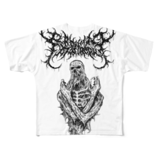 Greed Full graphic T-shirts