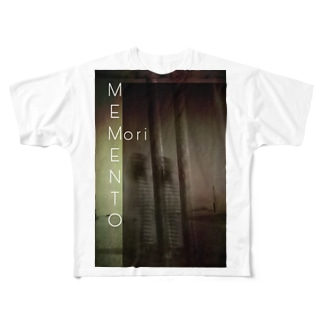Memento Mori dark side Full graphic T-shirts