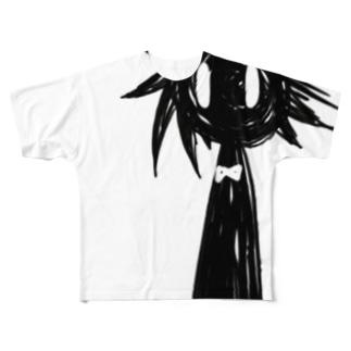 ぱぶりくんTシャツ(だいたん) Full graphic T-shirts