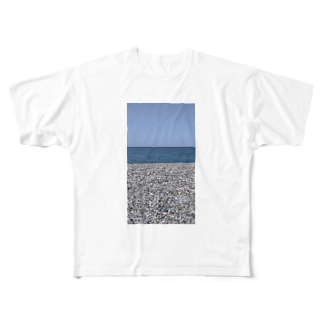 --eucaly--のうみ Full graphic T-shirts