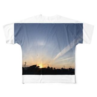 湘南スタイル Full graphic T-shirts