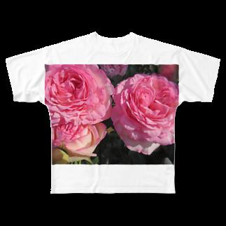 Dreamscapeの愛を込めて・・・ Full graphic T-shirts