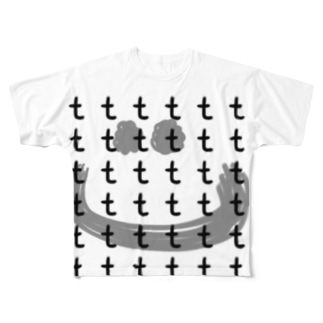 tتt Full graphic T-shirts
