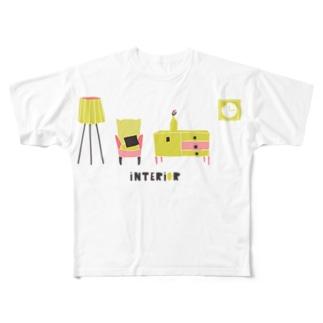 はじめての一人暮らし。 Full graphic T-shirts