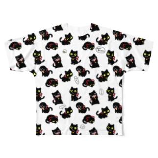 散りばみくろべえ Full graphic T-shirts