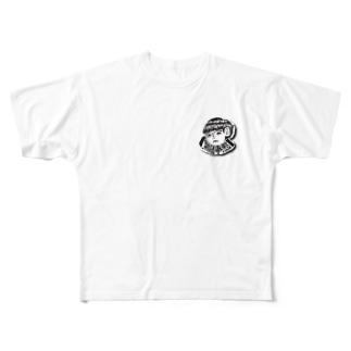 緊急事態だぁぁ Full graphic T-shirts