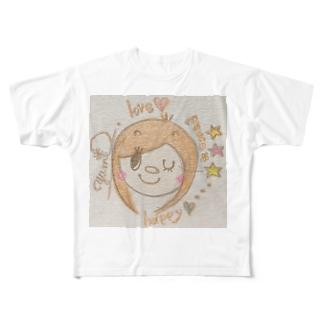 有美goods Full graphic T-shirts