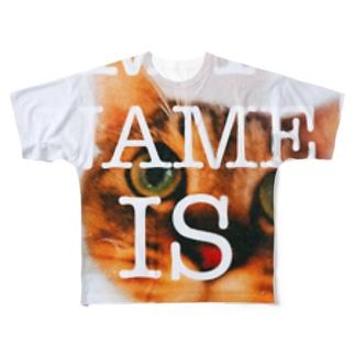 私の名前は、すず!グッズ Full graphic T-shirts