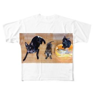 ブリリン&ラルフ Full graphic T-shirts
