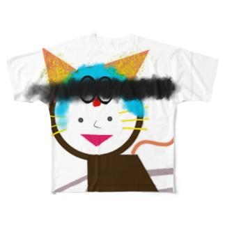 なんとかごまかせた Full graphic T-shirts