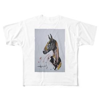 アハル・テケ Full graphic T-shirts