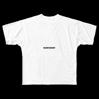 BUDDY-BUDDYのBUDDY-BUDDY Full graphic T-shirts