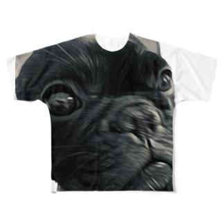 MOITAN Full Graphic T-Shirt