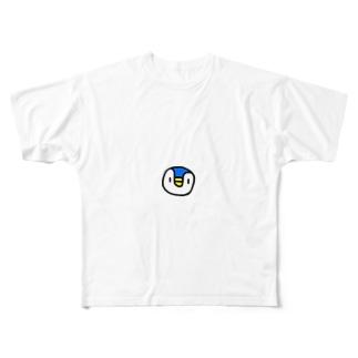 ポチャ Full graphic T-shirts