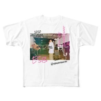 kasashoのesb  Full graphic T-shirts