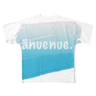 ānuenue🌈 Full graphic T-shirts
