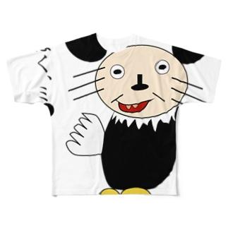 ナナティー Full graphic T-shirts