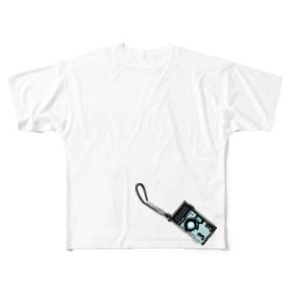 とみかめ。 Full graphic T-shirts