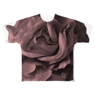 Rosenkreuzer  CRIMSON Full graphic T-shirts