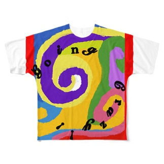 Crazy ! Full graphic T-shirts