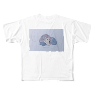 焦燥感 Full graphic T-shirts