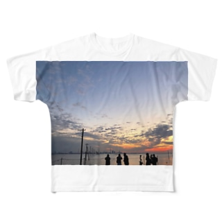 mintreyのまた明日 Full graphic T-shirts