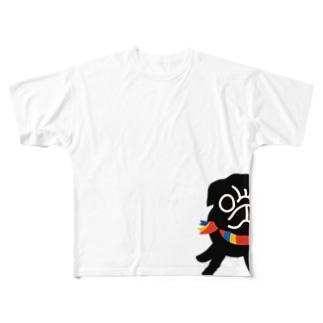 もっぴーくろーず Full graphic T-shirts