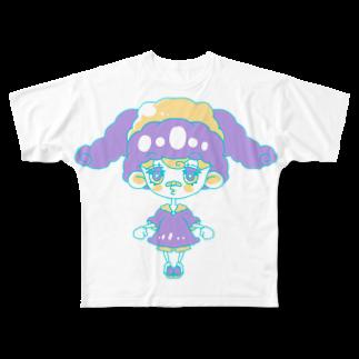 かじきのusagi Full graphic T-shirts