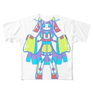 Android 397 All-Over Print T-Shirt