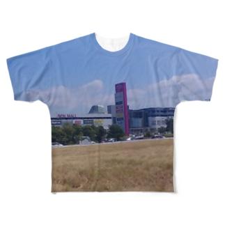 泉南イオン&平壌郊外Tシャツ Full graphic T-shirts