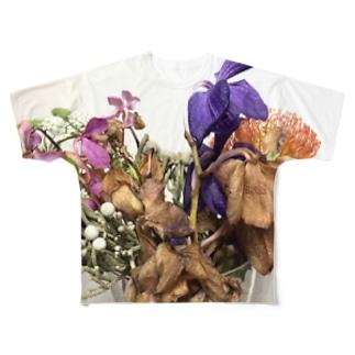 番外編 最後まで朽ちない Full graphic T-shirts