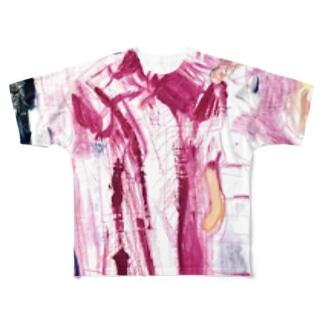 ColorHasNoGender Full graphic T-shirts
