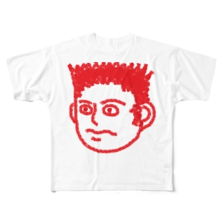 赤夫君 Full graphic T-shirts