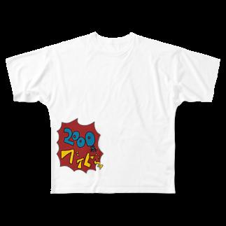 sakaiの2000ベイビー Full graphic T-shirts