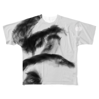 乒乓 Full Graphic T-Shirt