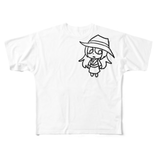 サイゾウくん Full graphic T-shirts