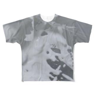 牛乳 Full Graphic T-Shirt