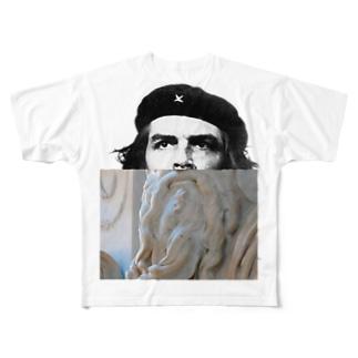チェゲモーゼ Full graphic T-shirts