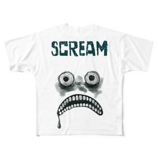 T.okami Full graphic T-shirts
