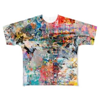 意味なんてない Full graphic T-shirts