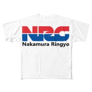 Nakamura Ringyo WORKS  Full graphic T-shirts