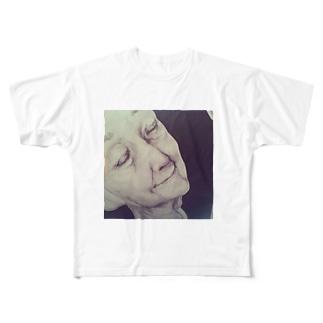 grandma Full graphic T-shirts