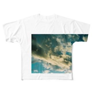 🟦🟥 Full graphic T-shirts