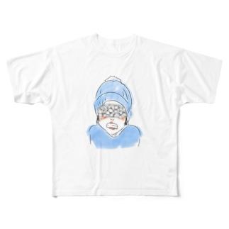 プライバシーboy Full graphic T-shirts