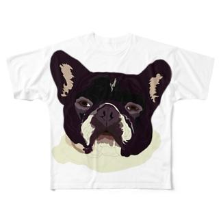 RIKU Full graphic T-shirts